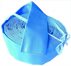 Light Duty Lay Flat Delivery Hose Blue 10 Metre