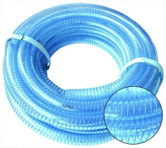 Wire Reinforced Suction And Delivery Hose - 10 Metre