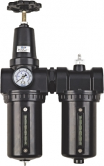 AC9 Series Filter Regulator & Lube Combi Sets 1.1/2