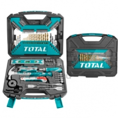 120 Piece Tools & Accessories Set
