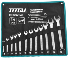 12 Piece Combi Spanner Set 6 - 32mm