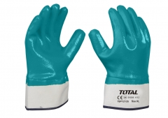Heavy Duty Nitrile Gloves XL