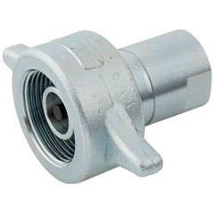 Tipper Couplings Screw Connect Type Couplings