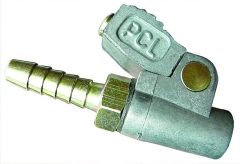 Tyre Valve Connector Closed End Single Clip on