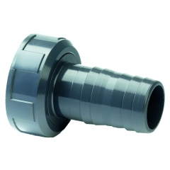 UPVC Hose Adaptor Female BSP x MM Hose Tail