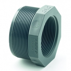 UPVC Male/Female Threaded Reducing Bush - Short Pattern