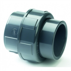 UPVC Plain Equal Socket Union