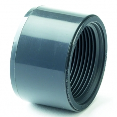UPVC Plain/Threaded Female Reducing Bush