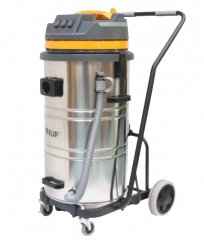 V-Tuf Stainless Steel Industrial Wet & Dry Vacuum Cleaner