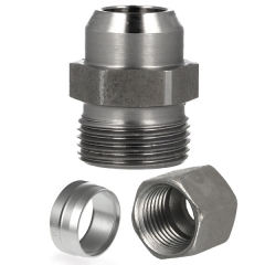 Welding Couplings - Straight - L/S Series