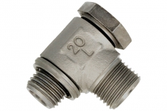 Banjo - High Pressure - Metric Parallel - c/w Soft Seal - (L) (S) Series