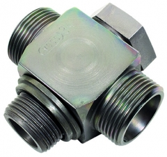 Banjo - Tee - High Pressure - BSPP - c/w Soft Seal - (L) (S) Series