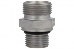 Male Stud c/w O-Ring Seal - Metric Parallel - (L) Series