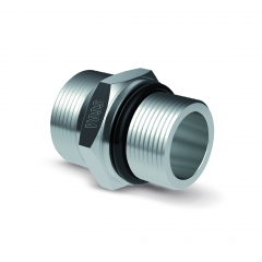 Male Stud c/w O-Ring Seal - UNF - (S) Series