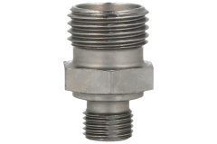 Male Stud c/w Seal Edge-Metric Parallel - (L) Series