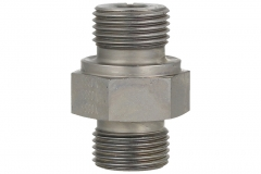 Male Stud c/w Seal Edge - Metric Parallel - (S) Series