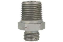 Male Stud Coupling - Metric Tapered(keg) - (LL) (L) (S) Series