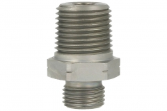 Male Stud Coupling - NPT - (LL) (L) (S) Series
