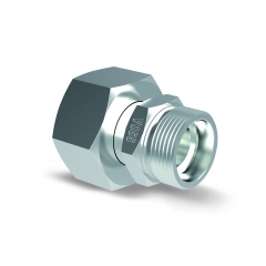 Reducing Coupling - Soft Seat - Swivel on One Side - (S) to (S) Series