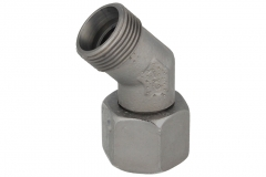 Swivel Elbow - Soft Seat - 45 Degree - (L) (S) Series