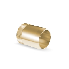 Tube Reinforcing Sleeve - Brass