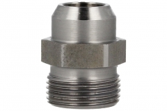 Welding Couplings - Straight - (L) (S) Series