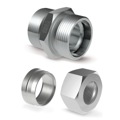 Tube Tube Coupling-Straight-LL/L/S Series