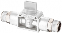 3/2 Ball Valve BSPT (Vented)
