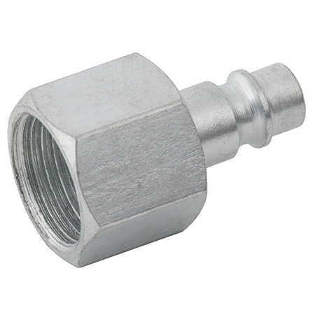 BE-25 Steel Adaptors BSPP Female