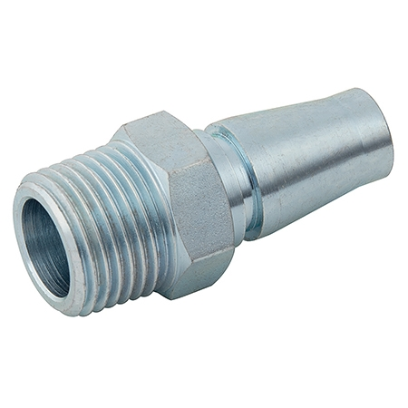 BE-68 Heavy Duty Adaptors BSPT Male