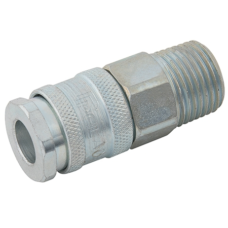 ISO-B12 Couplings 23 & 24 Series BSPT Male