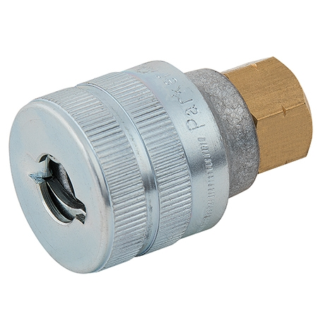Schrader Standard Duty Couplings 17 Series BSPP Female