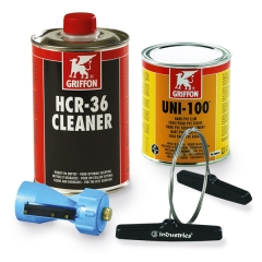 ABS & UPVC Glues, Cleaners & Tools