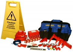 Lockout & Tagout Plant Safety