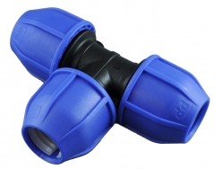 PP Polypropylene Compression Fittings