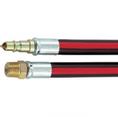 Air Tool Hoses with Connectors