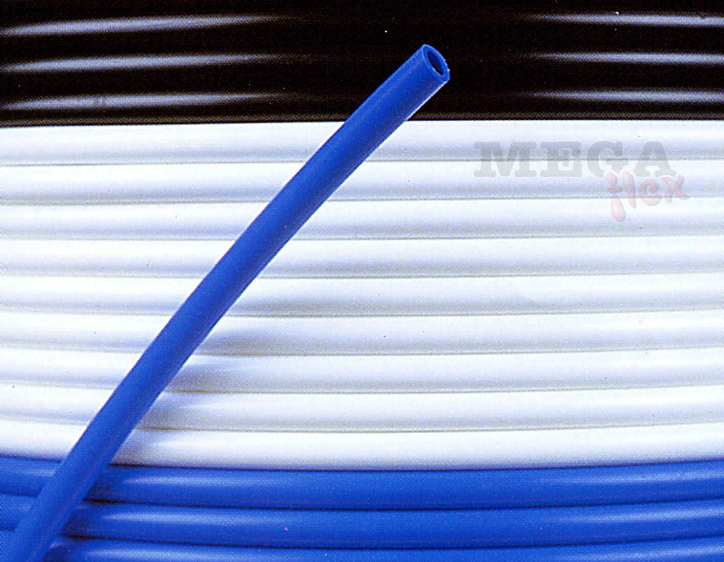Low Density PolyEthylene Tubing - available in multiple colours
