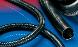 Electrically conductive hose AIRDUC® PUR 355 EC