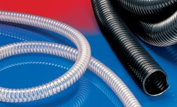 High temperature hose AIRDUC® PUR 355 HT