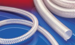Road sweeper hose AIRDUC® PUR 355 SWEEPER REINFORCED