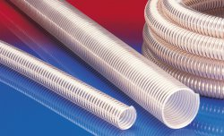 Antistatic polyurethane hose AIRDUC® PUR 356 AS