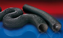 Fabric reinforced PU ducting PROTAPE® PUR 370