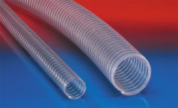 Foodsafe suction hose BARDUC® PVC 381 FOOD