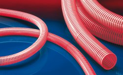 Food safe PVC hose NORPLAST® PVC 384 FOOD