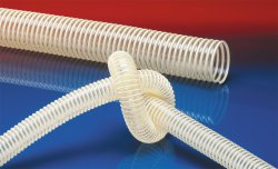 Antistatic PU hose NORPLAST® PUR 385 AS