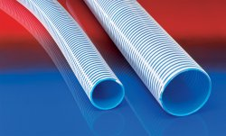 Antistatic PU hose NORPLAST® PUR-C 387 AS