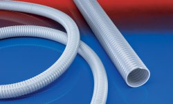 PVC suction hose NORPLAST® PVC 389 SUPERELASTIC PLUS