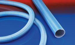 Antistatic PVC hose NORPLAST® PVC-C 389 AS-SUPERELASTIC