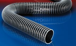 Electrically conductive suction hose CP PE 457 EC