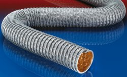 High temperature hose CP Kapton® 476 (up to +400°C)